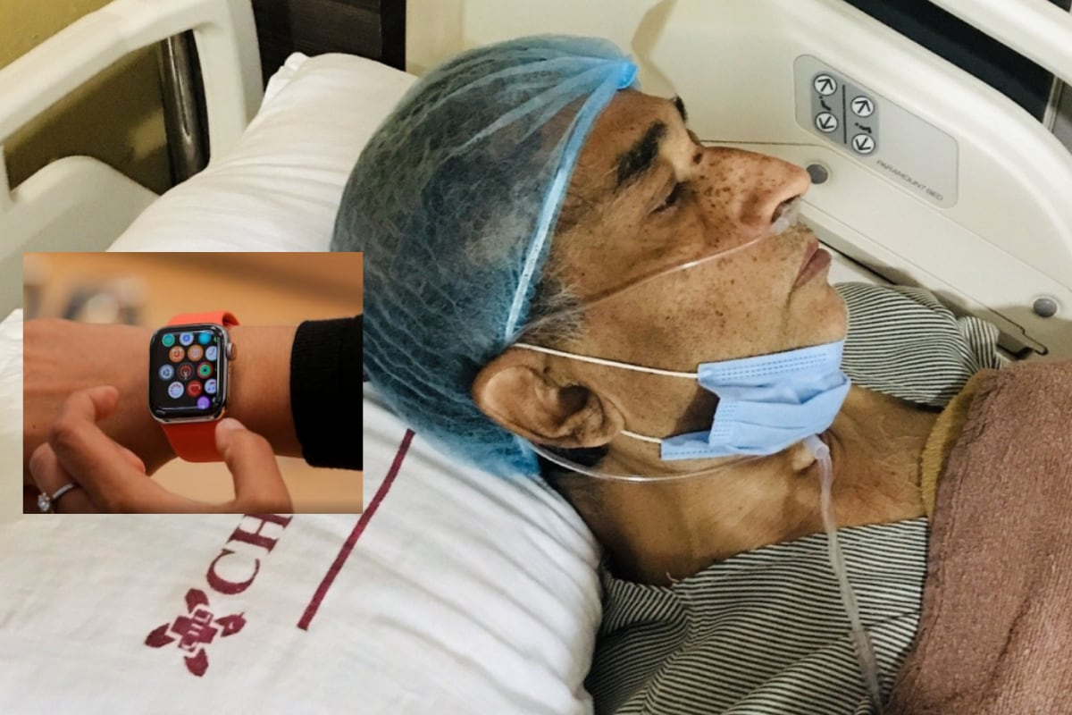 Apple Watch Saves 61-year-old Indian Man's Life, Tim Cook Wishes Him Speedy Recovery