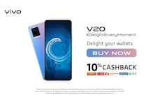 Vivo V20 Goes on Sale Via Flipkart, Vivo Online Store: Prices, Availability and Offers
