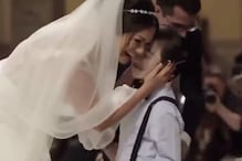 Watch: Groom Leaves Bride Teary-eyed by Making Her Students with Down Syndrome Ring Bearers