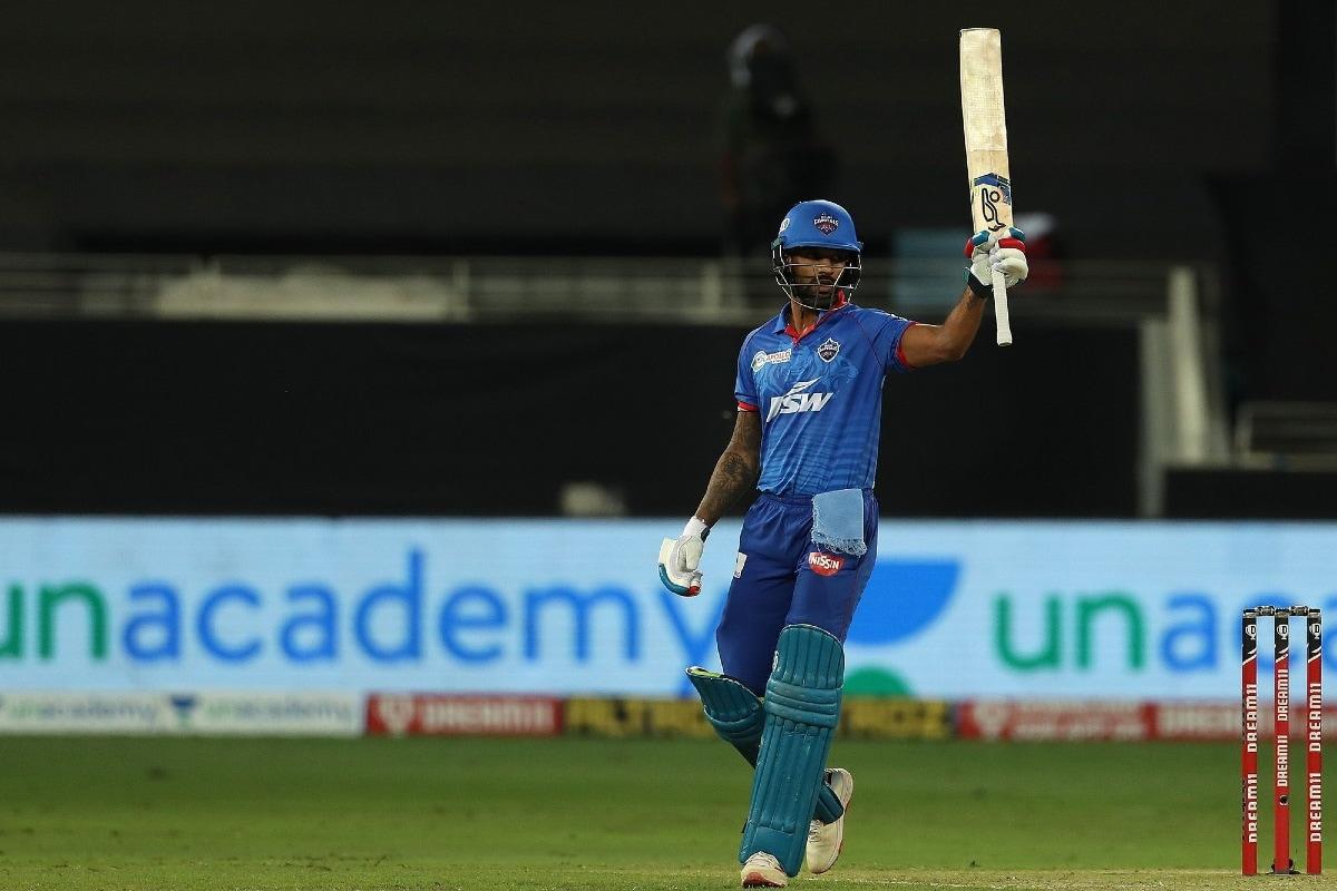 IPL 2020: Shikhar Dhawan Becomes 5th Batsman to Cross 5,000 Runs Mark