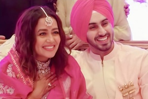 Neha Kakkar & Rohanpreet's Roka Ceremony Pictures Are Breaking the Internet