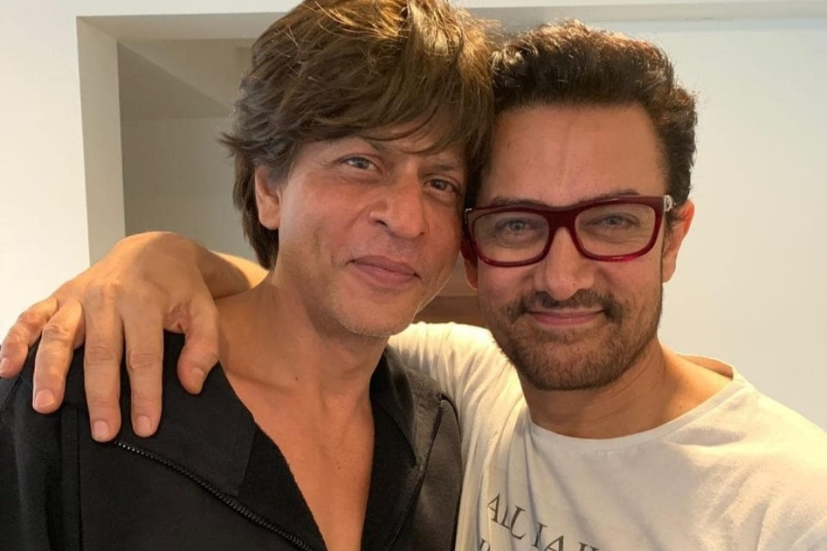 On 25 Years of DDLJ, Aamir Khan Thanks Shah Rukh, Kajol for a Film That Continues to Charm the World