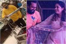 Dhruva Sarja's Gift for Chiranjeevi Sarja and Meghana Raj's Baby is a Rs 10 Lakh Silver Crib, See Pic