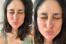 Kareena Kapoor Khan Treats Fans With Her Stunning No Make-up Pout Selfie