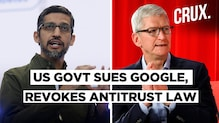 Google, Accused Of 'Illegal Monopoly' After Deal With Apple, Sued By The US Govt
