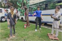 Life-Size Statue of Sonu Sood Erected at Durga Puja Pandal, Actor Calls it His 'Biggest Award Ever'