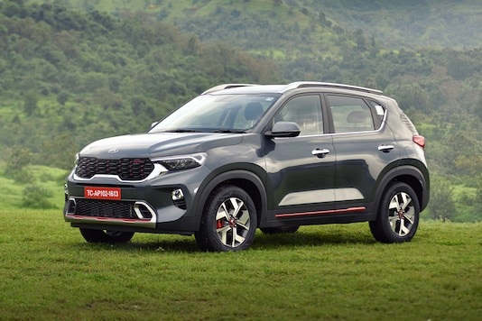 Kia Sonet SUV. (Photo: Kia Motors)