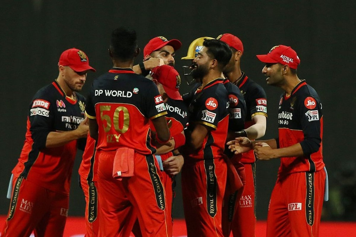 IPL 2021: Royal Challengers Bangalore Welcome Daniel Sams & Harshal Patel  Into The Side
