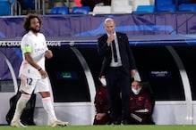 Zinedine Zidane Worried By Swelling Real Madrid Injury List