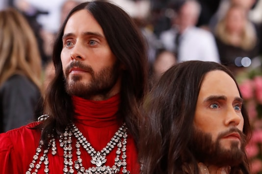 Jared Leto (Courtesy- Reuters pictures)