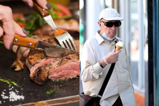 The meat flavoured dessert was made for the first time at the Belago 2020 exhibition is September. (Image for representation)