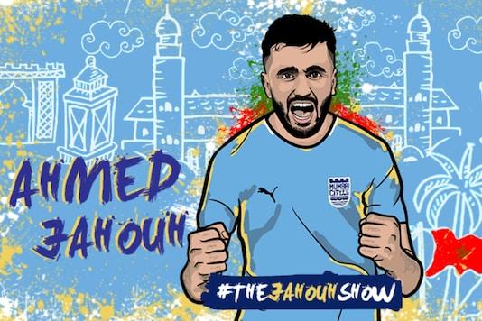 Ahmed Jahouh signed with Mumbai City FC. (Photo Credit: Mumbai City FC)