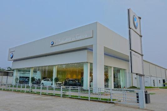 BMW Vadodara. (Image source: BMW)