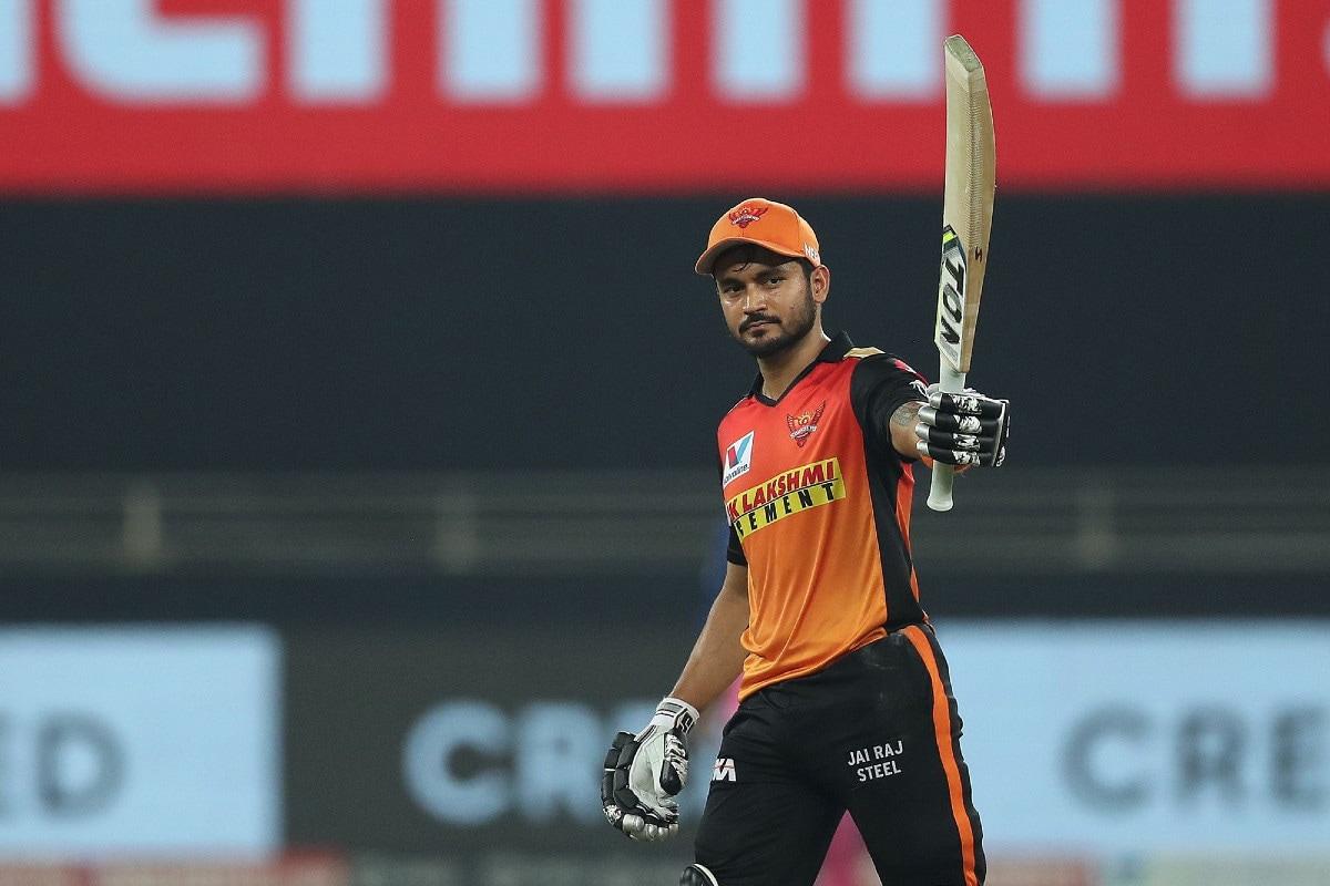 IPL 2020: Manish Pandey Says Interaction With Laxman Helped Him, Vijay Shankar Talks of Do-or-Die Game