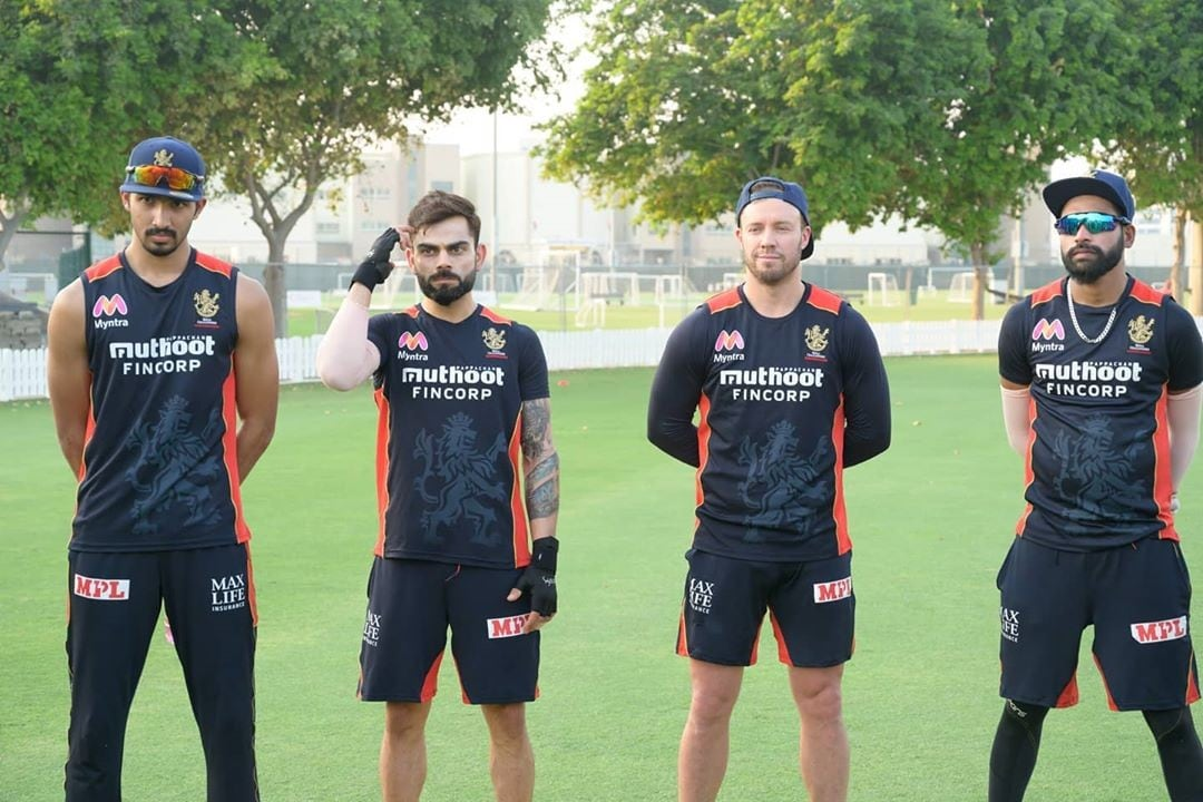 IPL 2020: In Virat Kohli's 'Back To School Days' Post, AB de Villiers Is The Kid Who Has Finished Homework