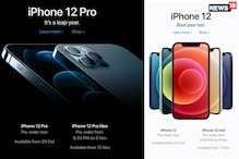 Apple India Online Store Now Accepting Preorders For Apple iPhone 12 And iPhone 12 Pro