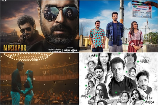 Streaming Now: As Mirzapur 2 Gets Murkier, Comedy Couple Lightens the Mood this Dussehra Weekend
