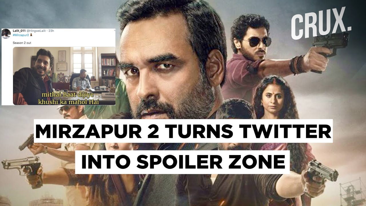 Mirzapur 2 Released And We'll Let the Memes Tell the Rest of the Story