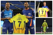 MS Dhoni Retiring from IPL too? Fans Speculate as 'Thala' Hands Jersey to Pandya Brothers