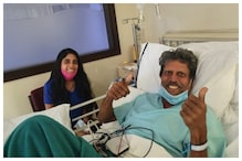 Former India Captain Kapil Dev 'Well on the Road to Recovery' After Undergoing Angioplasty