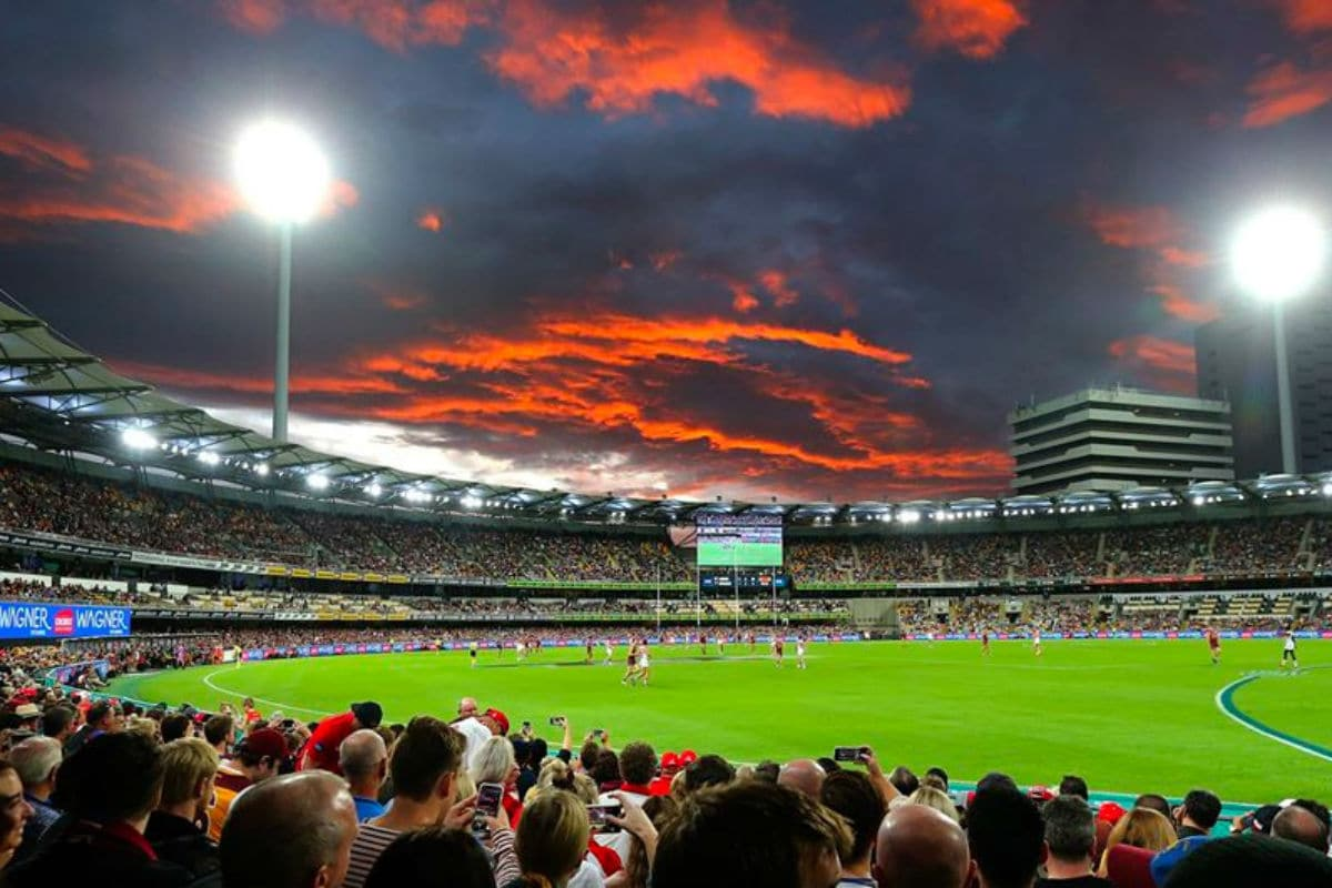 India vs Australia: Worn-out Track Due to AFL Ties Possible Reason for No ODIs in Brisbane -- Report