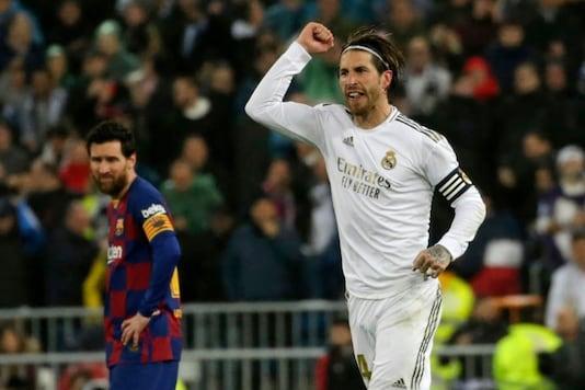 Barcelona and Real Madrid (Photo Credit: AP)