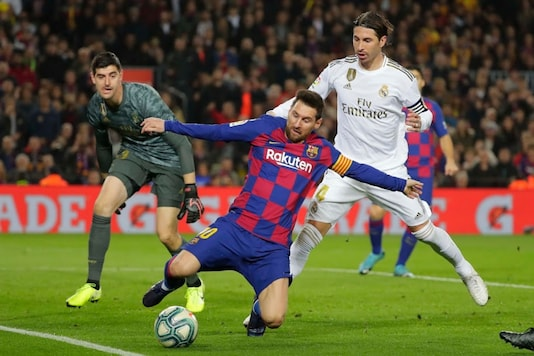 El Clasico, Barcelona and Real Madrid (Photo Credit: AP)