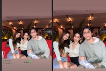 Aryan and Suhana Khan are All Glammed Up in New Pic With Cousin Alia Chhiba