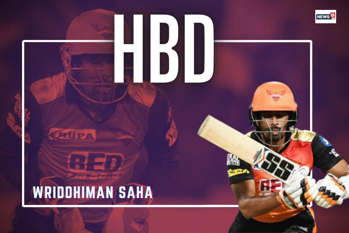 IPL 2020: Happy Birthday Wriddhiman Saha - Top Five IPL Knocks Of The Keeper-Batsman