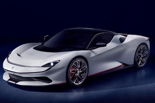 Pininfarina Battista. (Image source: Pininfarina)