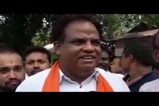 BJP MP John Barla