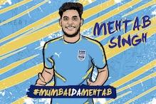 ISL: Mumbai City Sign 22-year-old Defender Mehtab Singh on 3-Year Deal
