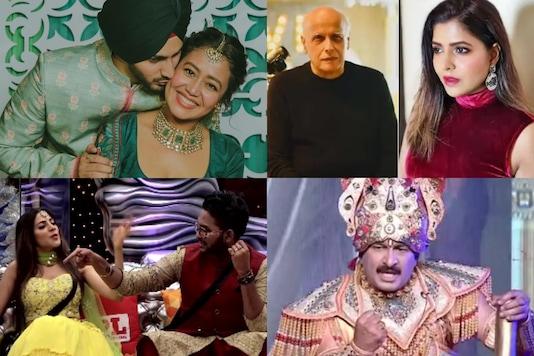 Neha Kakkar, Rohanpreet Have a Blast at Mehndi Ceremony, Mahesh Bhatt Denies Allegations