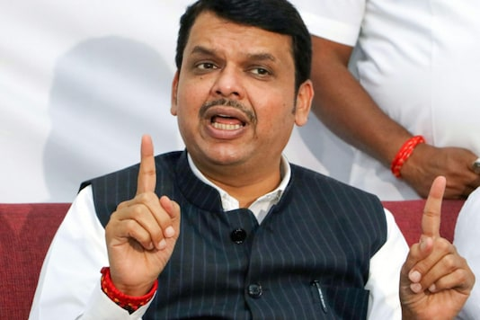 File photo of former Maharashtra CM Devendara Fadnavis. (PTI)