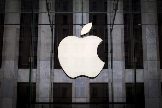 Apple logo. (Image Credit: Reuters)