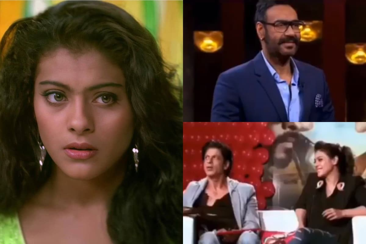 When Ajay Devgn Forgot His and Kajol's Wedding Date But Shah Rukh Khan Remembered It