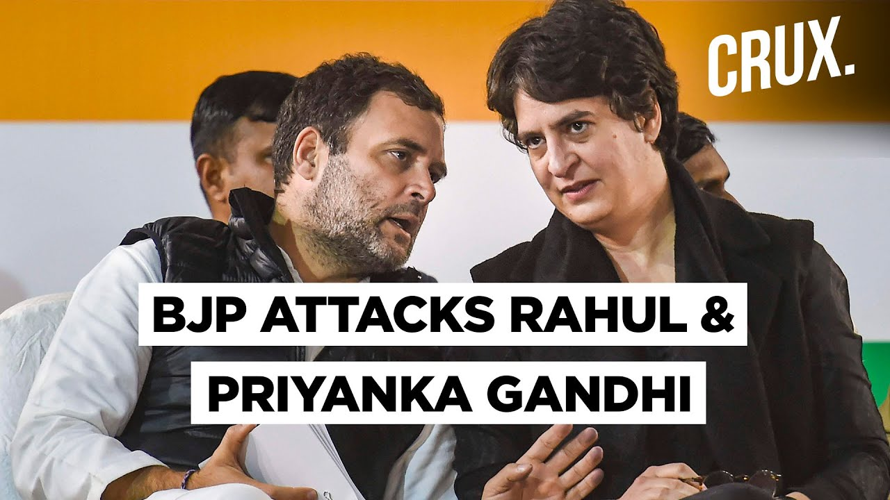 Nirmala Sitharaman Slams Rahul & Priyanka Gandhi For Their Silence On Hoshiarpur Rape Case