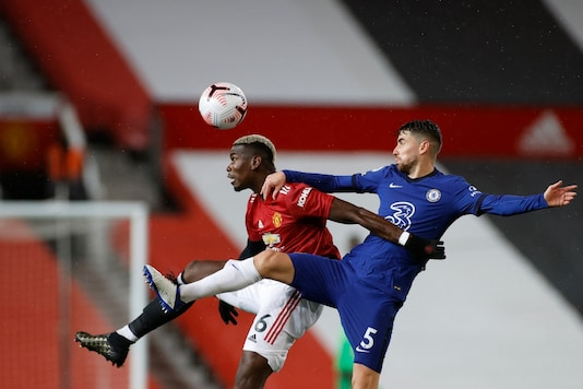 Manchester United drew with Chelsea (Photo Credit: AP)