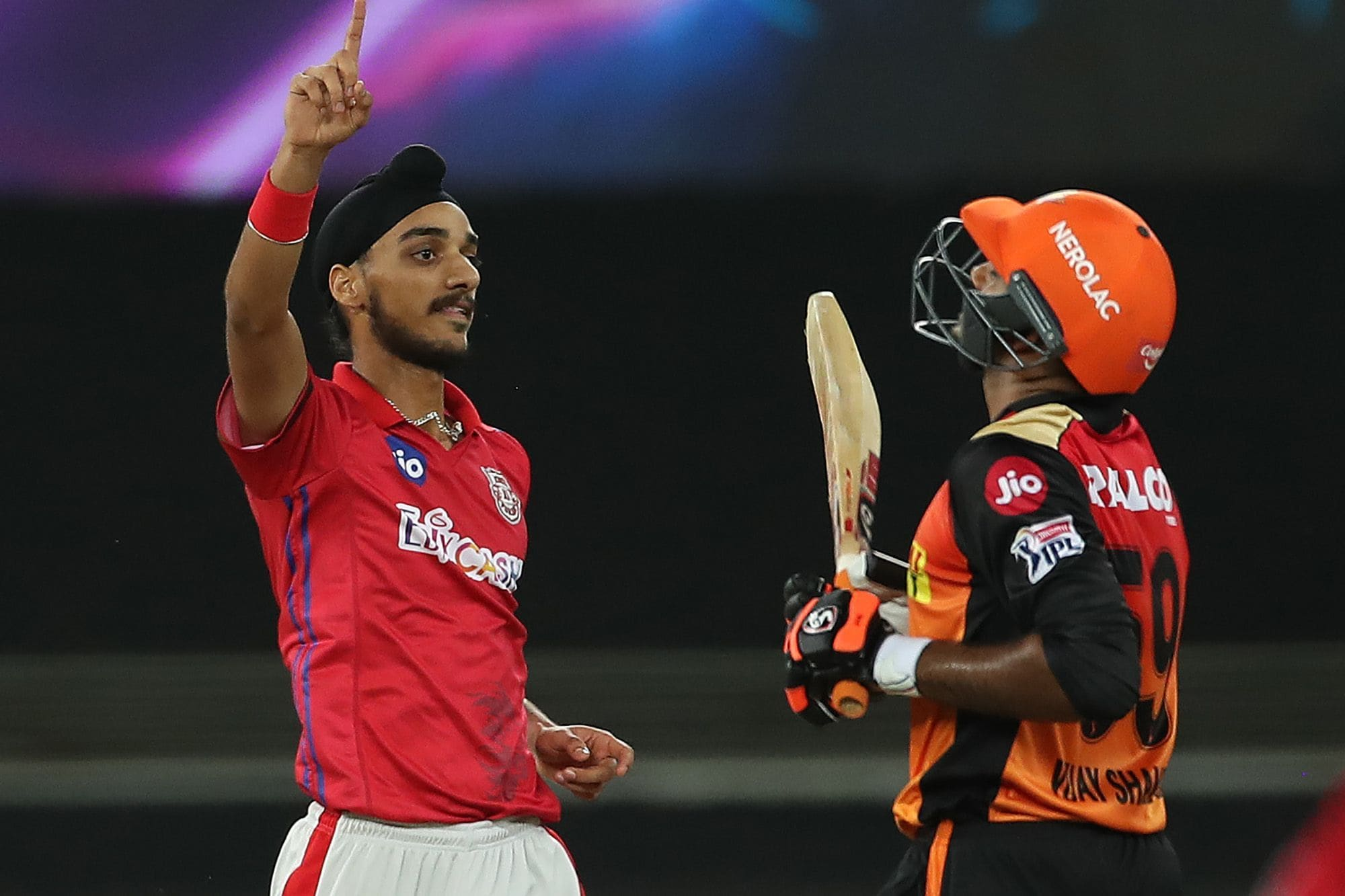 IPL 2020: In Pics, Kings XI Punjab vs Sunrisers Hyderabad, Match 43 at Dubai