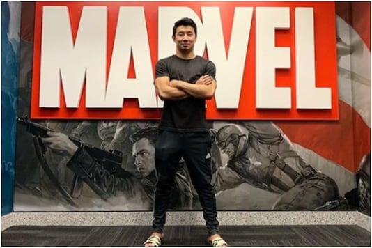'Shang-Chi' actor Simu Liu