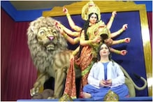 Covid-themed Durga Puja Pandal in West Bengal Pays Tribute to Doctors Saving Lives in Pandemic