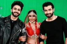 Sharad Malhotra Shares Picture with Naagin 5 Co-stars Surbhi Chandna and Dheeraj Dhoopar
