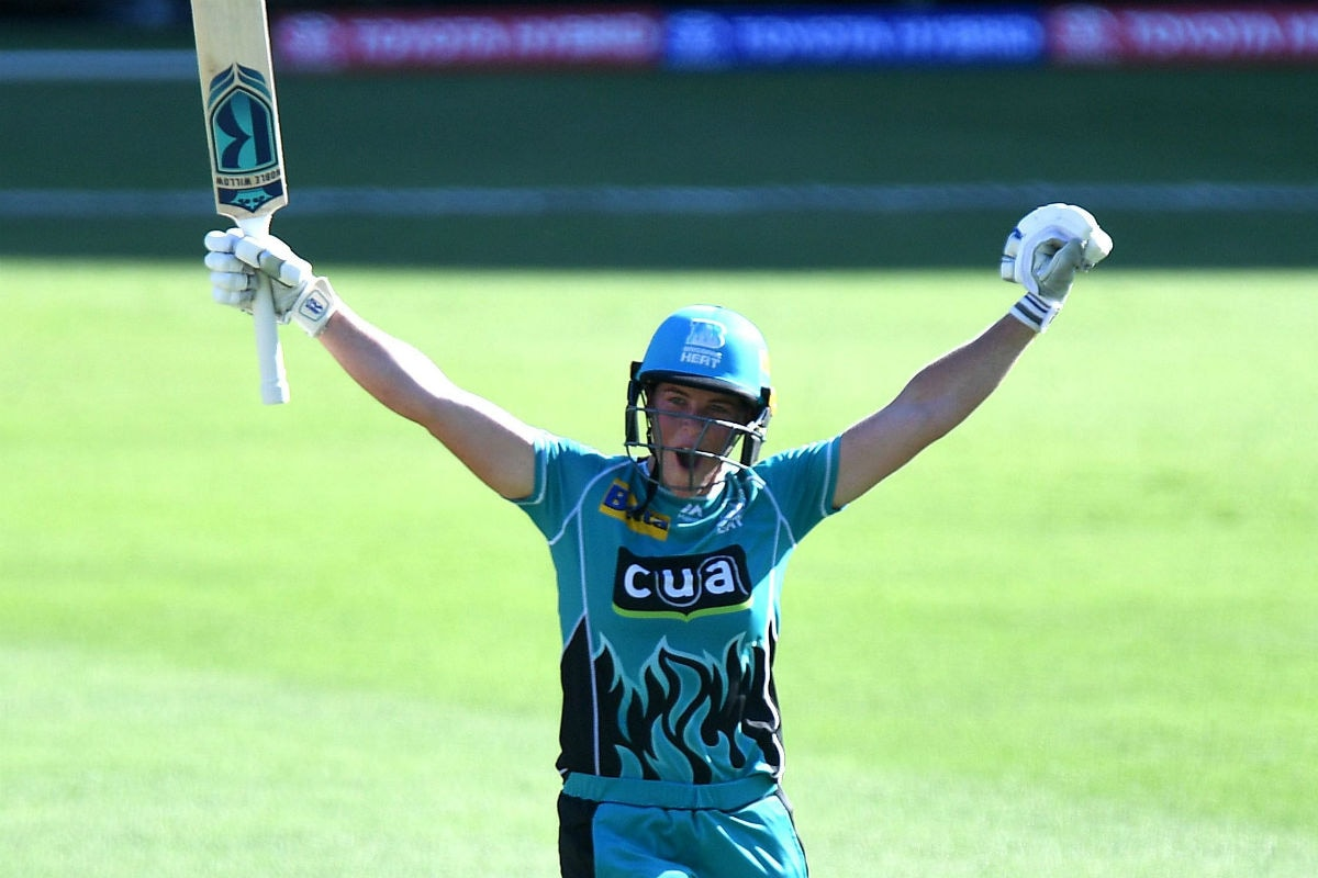 Australia's Grace Harris Takes Inspiration From MS Dhoni, Wants to Be a Finisher Like Him