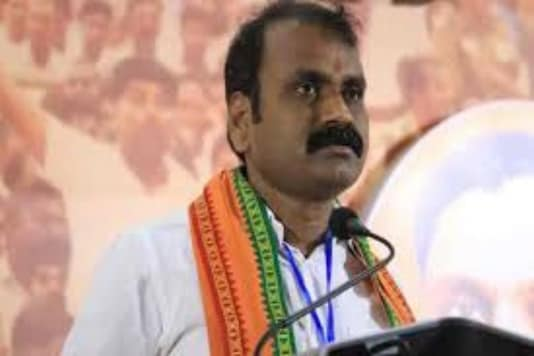 BJP Tamil Nadu unit chief L Murugan (News18 Tamil)