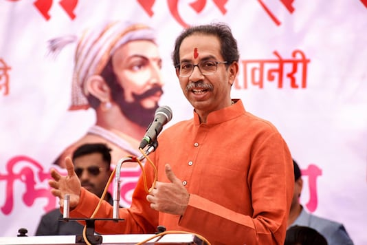 File photo of Maharashtra CM Uddhav Thackeray. (PTI)