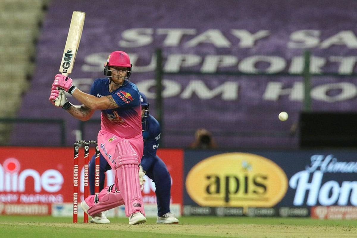 IPL 2020: 'Feels Bittersweet, Wish I'd Got This 2-3 Games Earlier' - Ben Stokes After Century