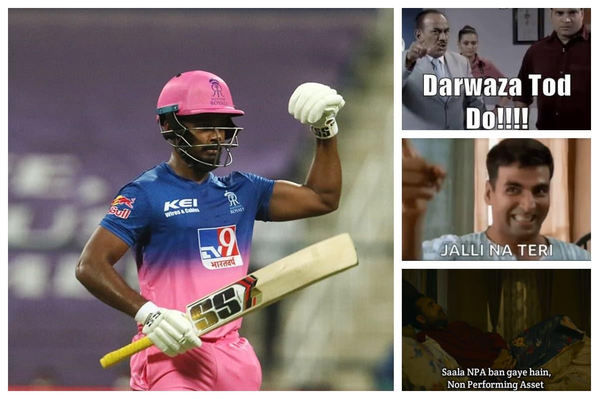IPL 2020 RR s MI: Rishabh Pant Trolled Again as Sanju Samson Finds Form in Rajasthan Royals' Crucial Win Over Mumbai Indians
