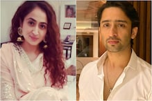 Shaheer Sheikh Gushes Over Ruchikaa Kapoor in Social Media Post, Fans Say They are Dating