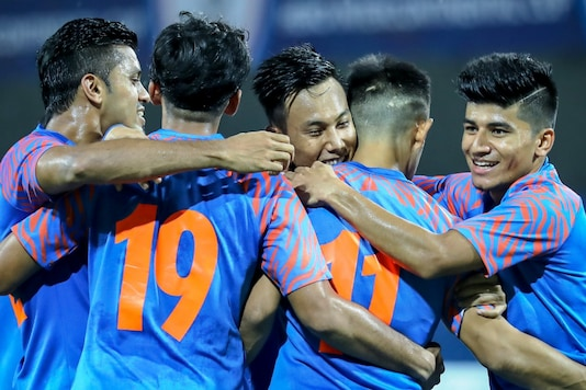 Indian football team (Photo Credit: AIFF)