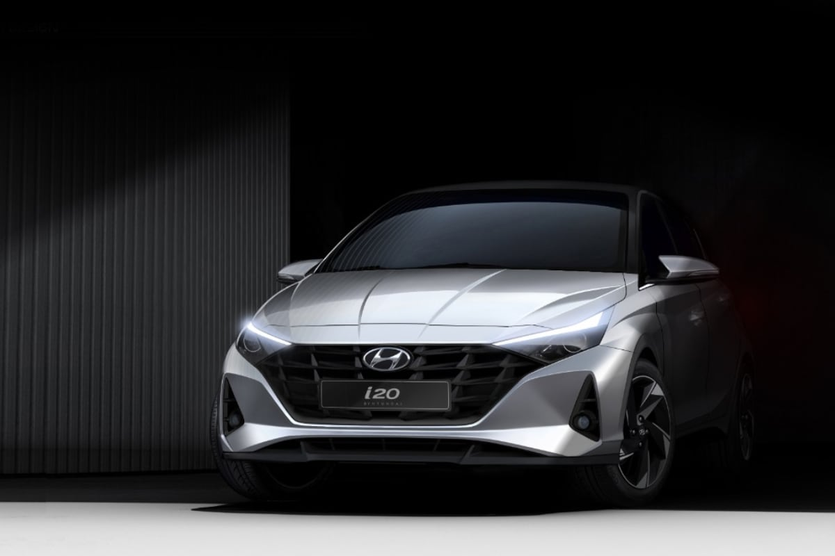 Upcoming 2020 Hyundai Elite i20 Design Sketch Revealed Ahead of Launch in India